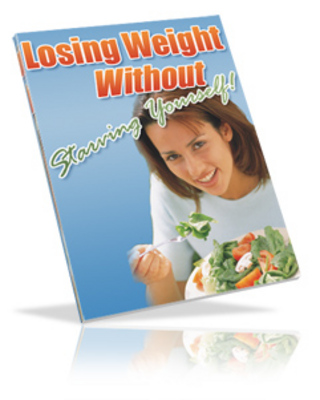 Product picture Losing Weight Without Starving Yourself