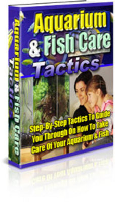 Product picture Aquarium and Fish Care Tactics