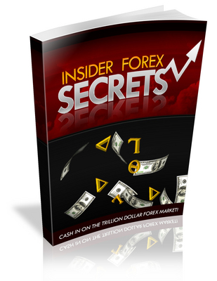 Product picture Insider Forex Secrets